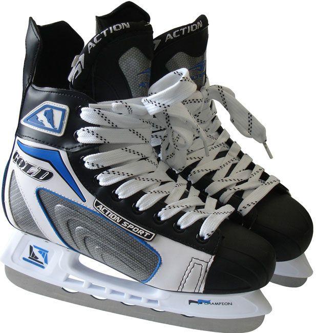 Łyżwy hokejowe - rozmiar 40