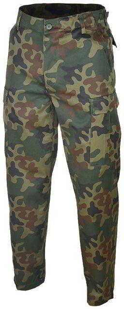 Mil-Tec Spodnie BDU Ranger Polskie Camo