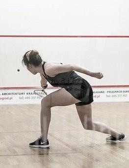 Indywidualny trening squasha  Białystok