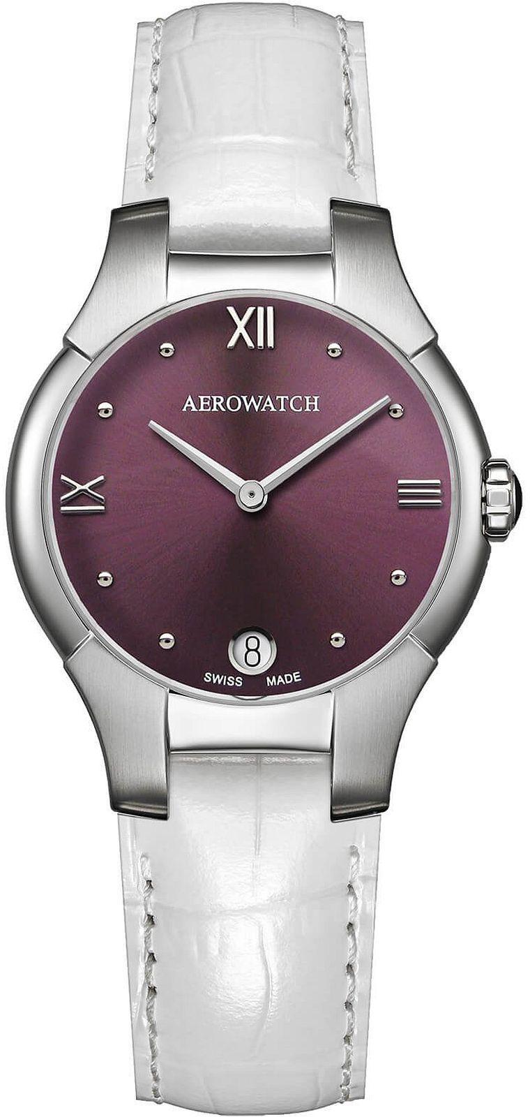 Aerowatch 06964-AA08 > Wysyłka tego samego dnia Grawer 0zł Darmowa dostawa Kurierem/Inpost Darmowy zwrot przez 100 DNI