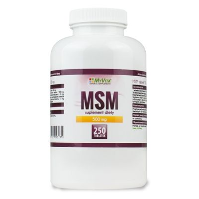 MSM 250tab