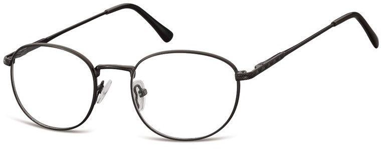 Lenonki zerowki Okulary Oprawki korekcyjne 794 czarne