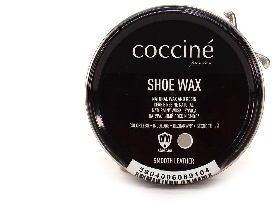 Pasta do obuwia coc shoe wax bezb