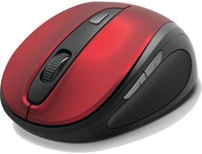 Mysz bezprzewodowa HAMA MW-400 Czerwony