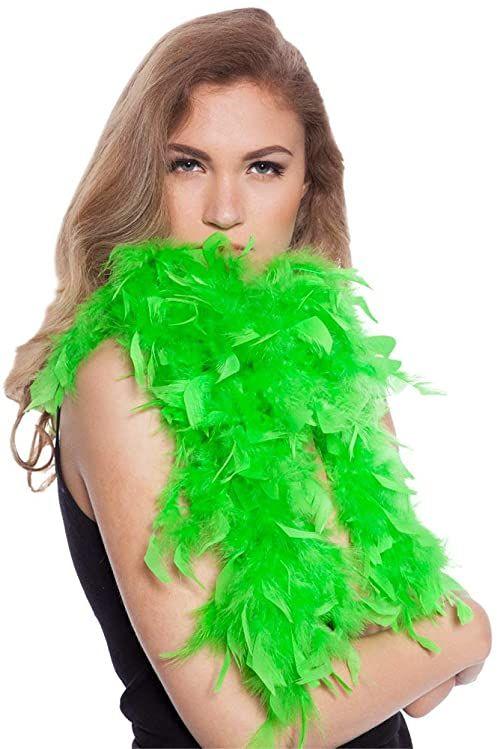 Boa Boa Neon zielony 180 cm