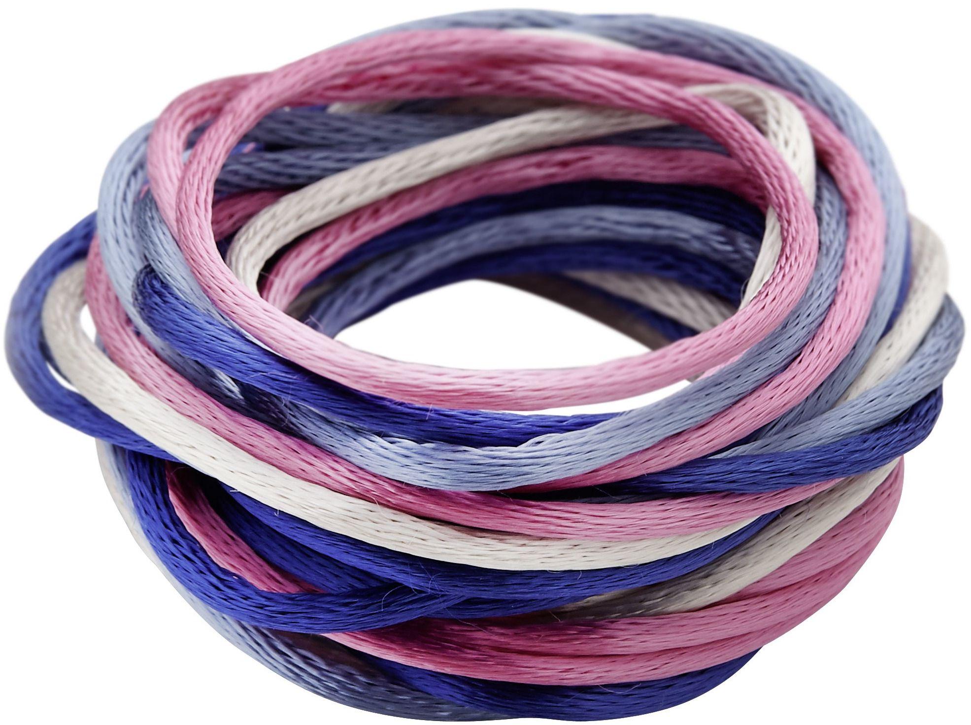 Bransoletka/sznurek tekstylny 2575-1