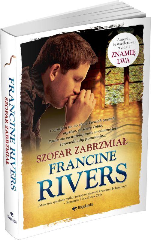 Szofar zabrzmiał - Francine Rivers - 2021 - oprawa miękka