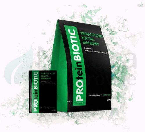Probiotyk Proteinbiotic Koktajl Białkowy 250g Nature Science
