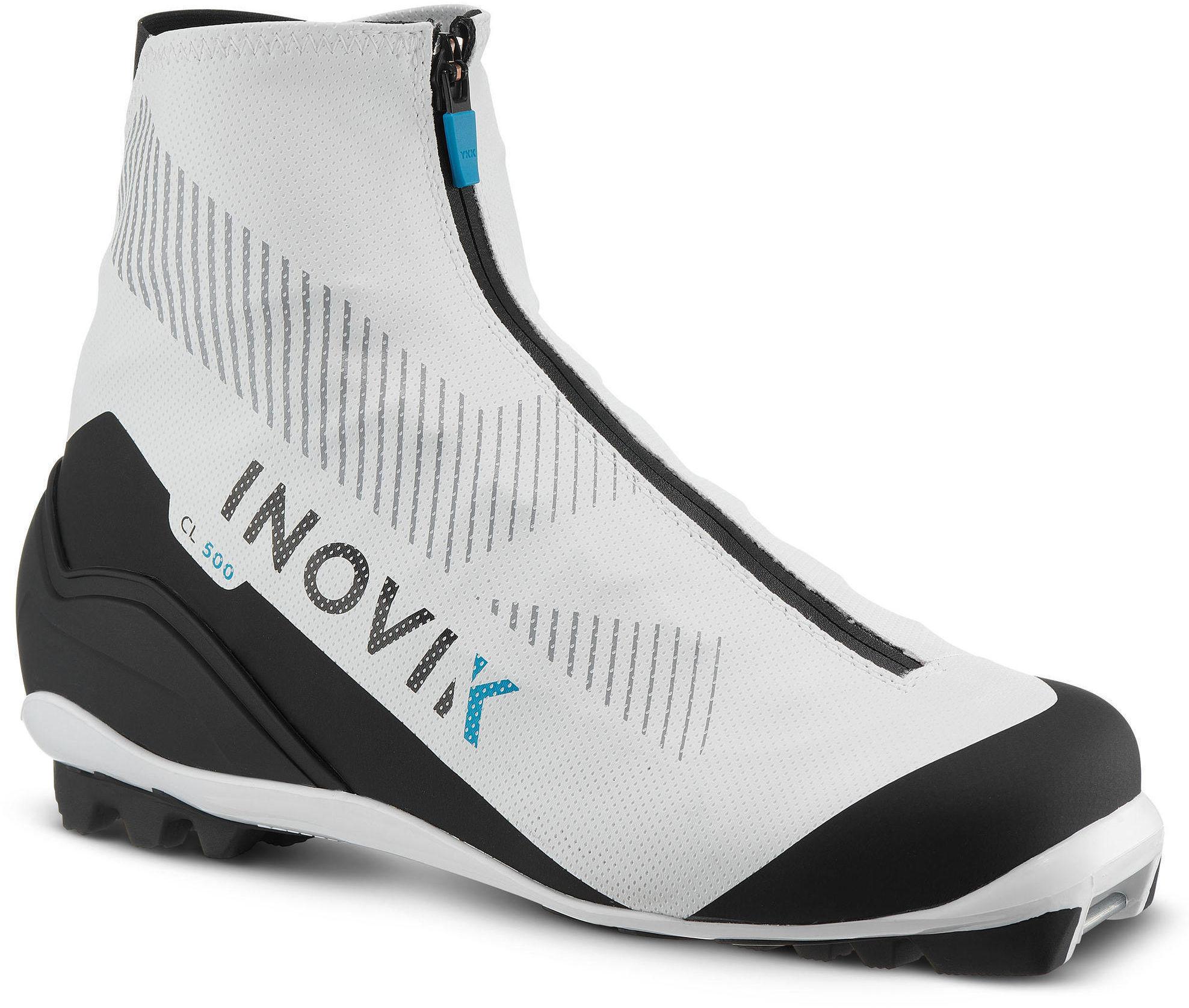 Buty do narciarstwa biegowego skate XC S BOOT 500 damskie