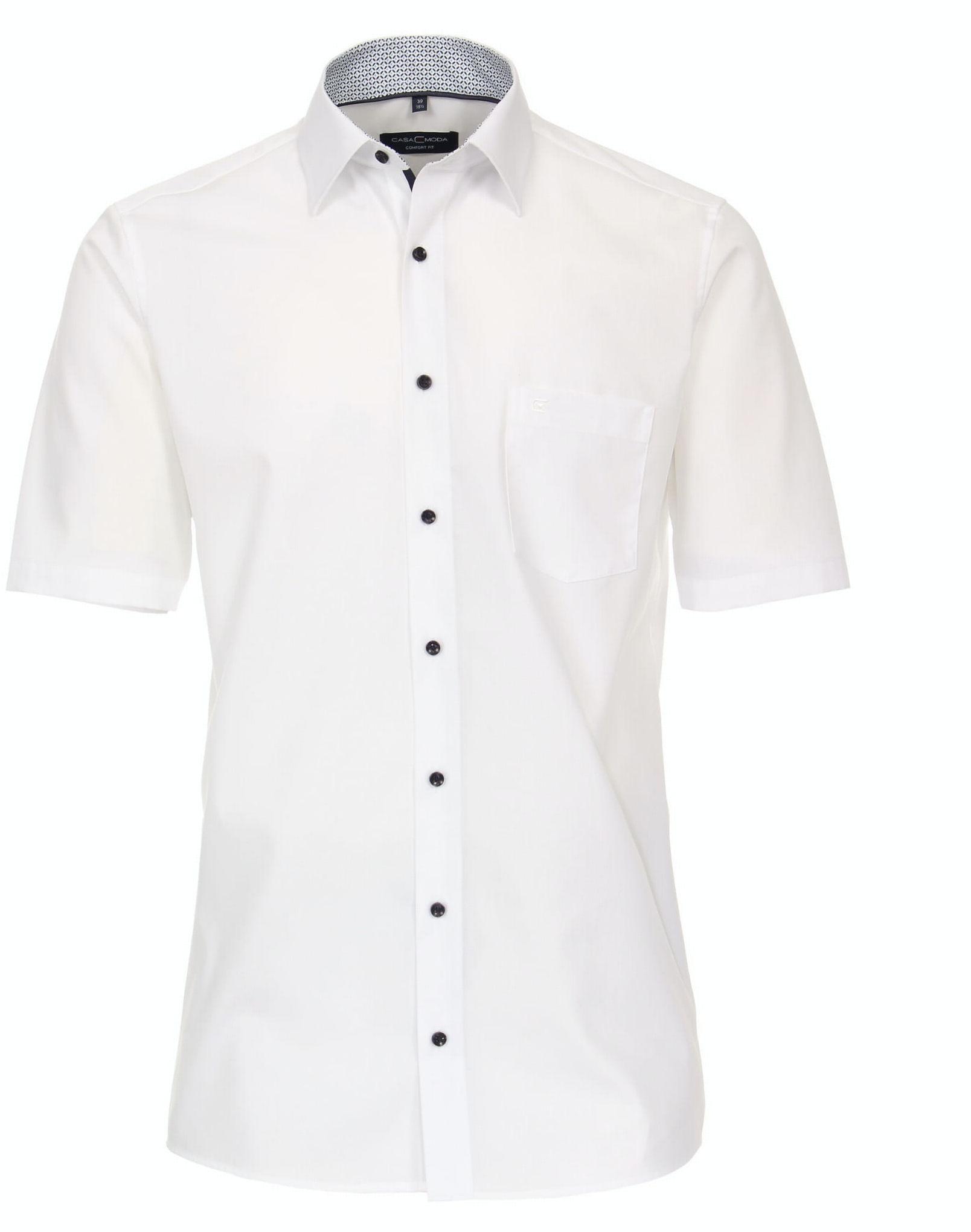 CASAMODA 8200 Koszula Biała Duże Rozmiary