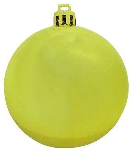 EUROPALMS Deco Ball Dekoracyjna kula, bombka 30cm, gold