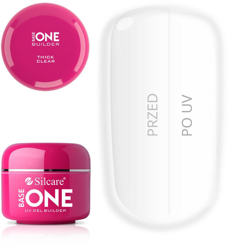 Base One Żel UV Thick Clear 50 g