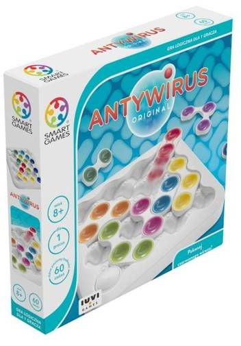 Smart Games Antywirus (PL) IUVI Games - IUVI Games