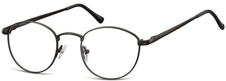 Lenonki zerowki Okulary Oprawki korekcyjne 793 czarne