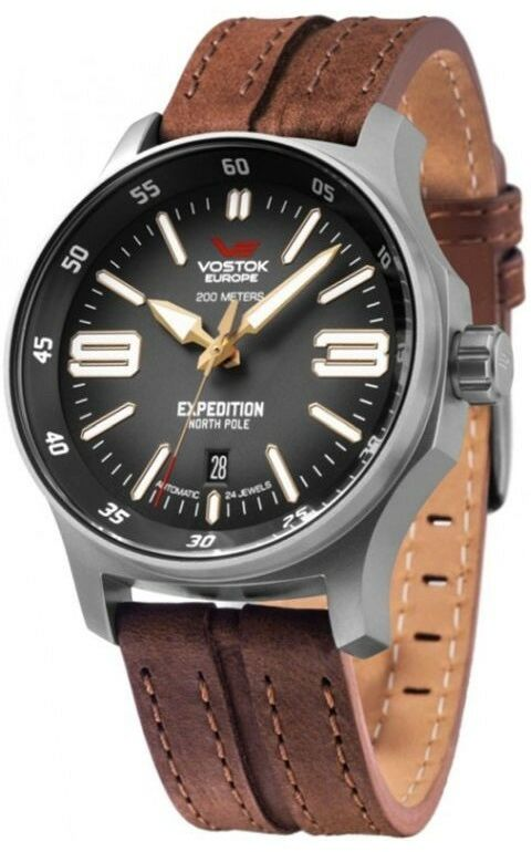 Zegarek VOSTOK EUROPE Expedition North Pole-1 NH35A-592A555