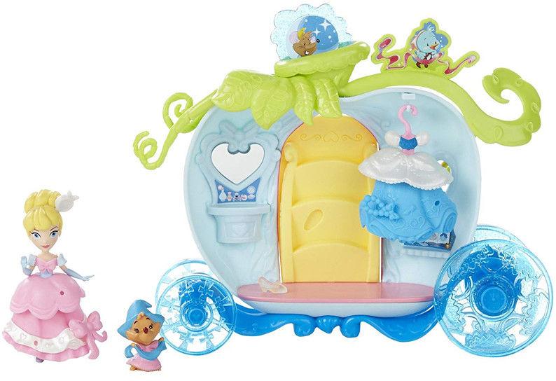 Hasbro Disney Princess - Kopciuszek i kareta B5345