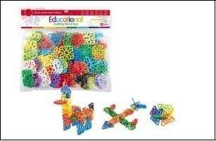 Klocki - puzzle 70 elementów - Askato