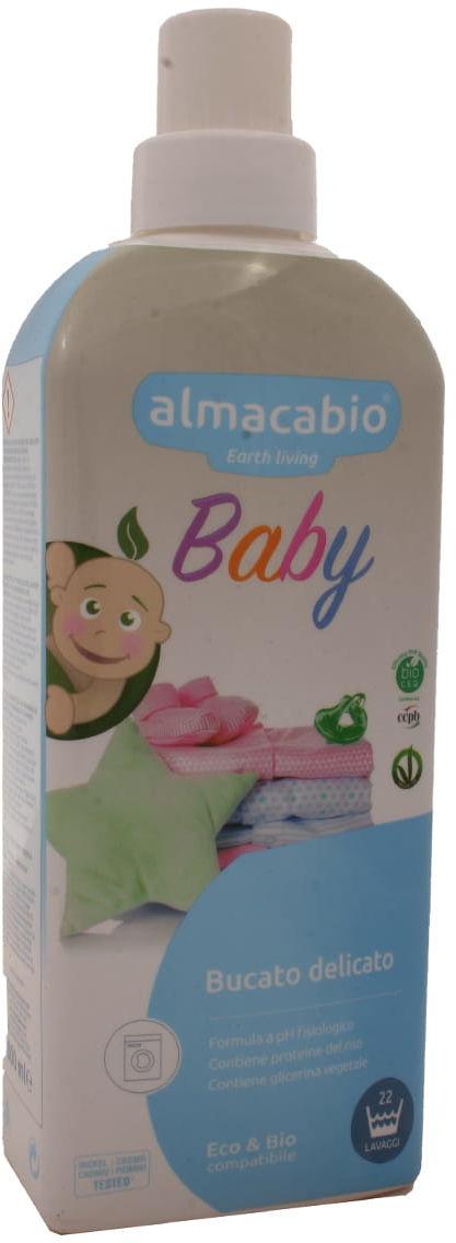Płyn do prania dziecięcych ubranek EKO - Almacabio - 1000ml