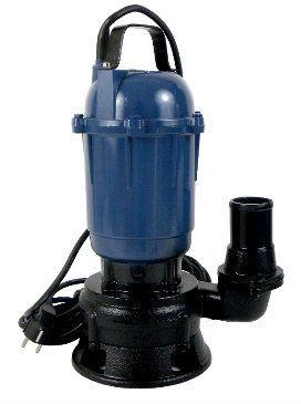 Pompa do wody brudnej z rozdrabniaczem WQD-10-8-0,55