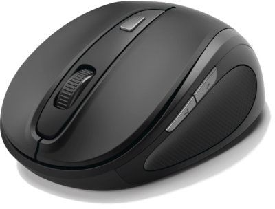 Mysz bezprzewodowa HAMA MW-400 Czarny>>Teraz do 70% TANIEJ. Sprawdź!