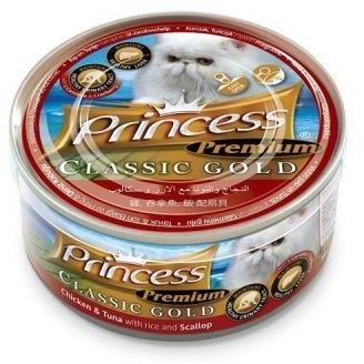 Princess GOLD 170g Przegrzeb. Urologiczne