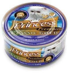 Princess GOLD 170g Przegrz. Kontr.zapach