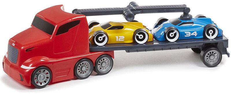 Little Tikes - Laweta ze sportowymi autami 642555