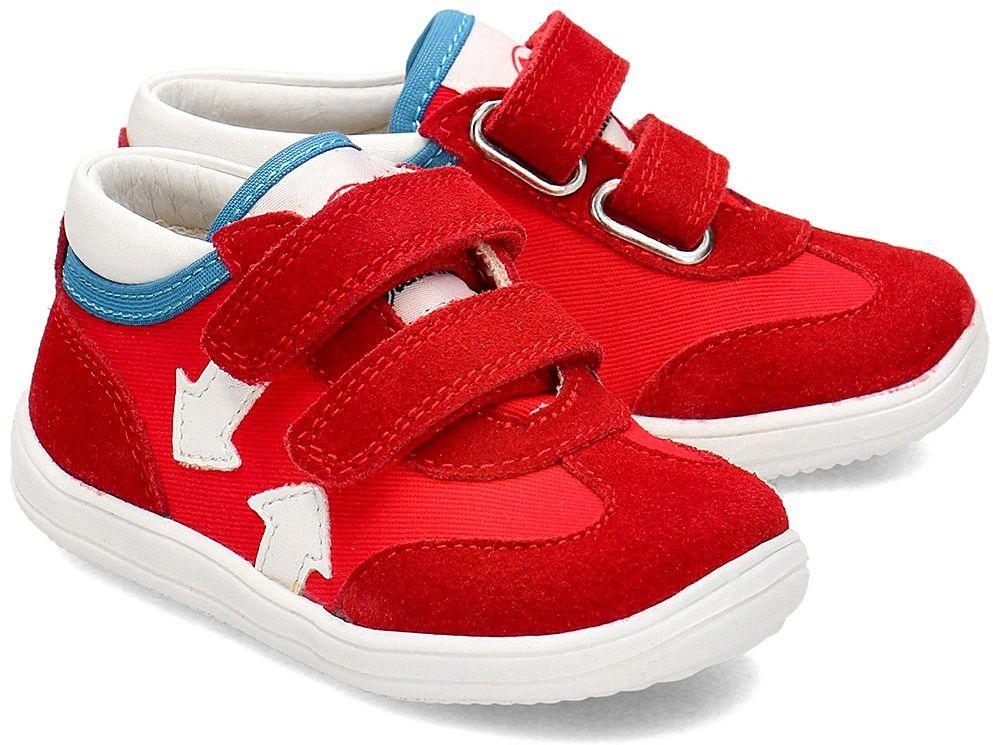 Naturino Shrugs - Sneakersy Dziecięce - 0012014916.01.1H09 - Czerwony