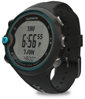 GARMIN SWIM - zegarek treningowy dla pływaków