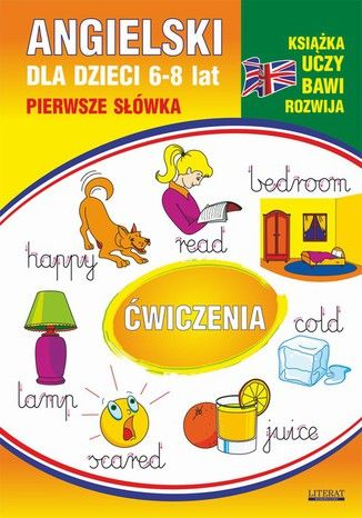 Angielski dla dzieci 11. Pierwsze słówka. Ćwiczenia. 6-8 lat - Ebook.