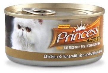 Princess Prem 170 gr Tuna/Kurcz/Kawior
