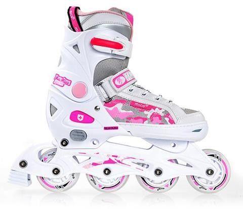 Łyżworolki Mico Princess 2w1 łyżwy rolki Rozmiar buta: 40-43