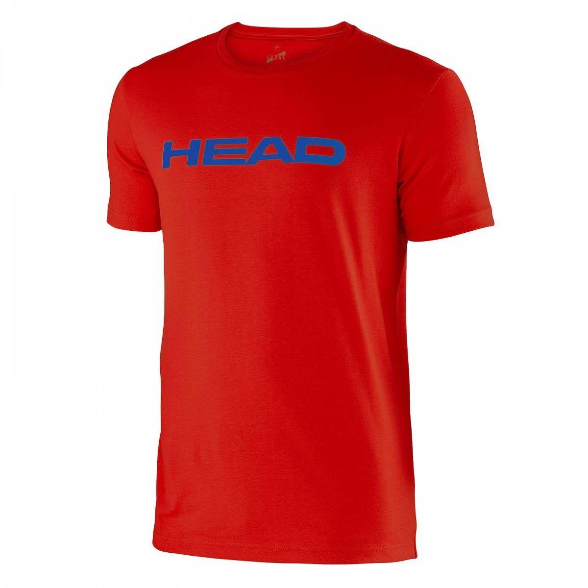 Head Transition Ivan Jr T-shirt - red/blue