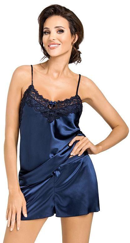 Luksusowa satynowa piżama Eva