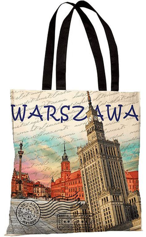 Torba bawełniana Warszawa