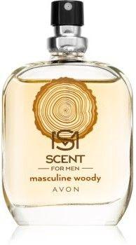 Avon Scent for Men Masculine Woody woda toaletowa dla mężczyzn 30 ml