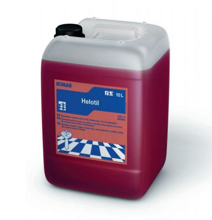 Helotil ECOLAB - Usuwanie osadów mydlanych, wapiennych i rdzy