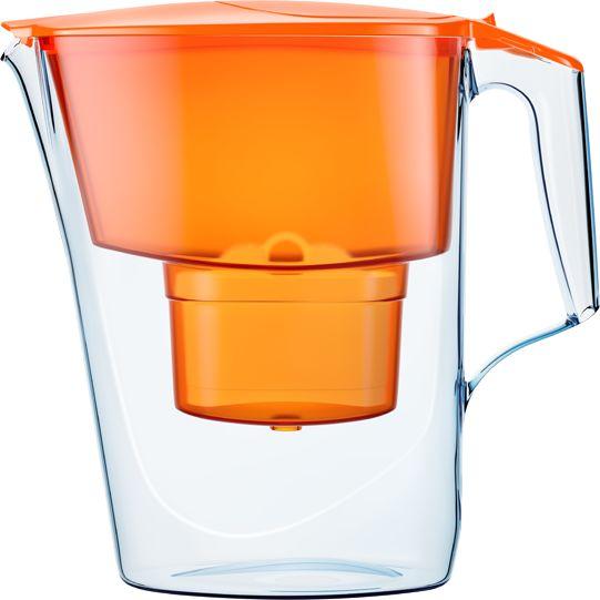 Aquaphor Time dzbanek z filtrem 2,5 l pomarańczowy
