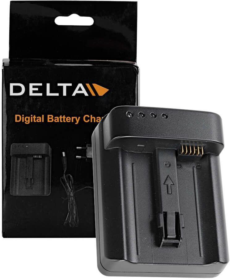 Ładowarka Delta EN-EL4A do zamienników Nikon