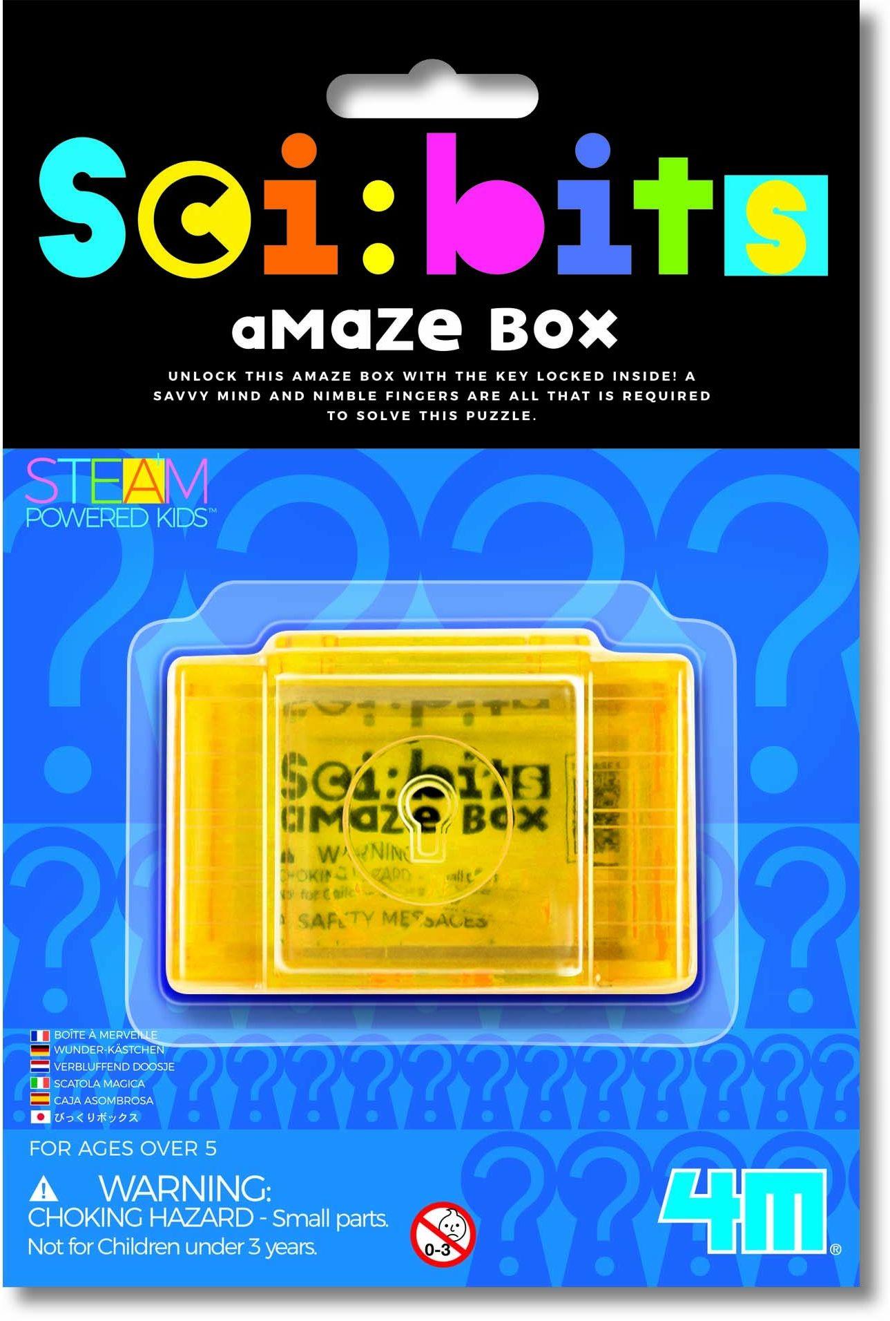 4M 403320 Sci: Bity Amaze, wielokolorowe
