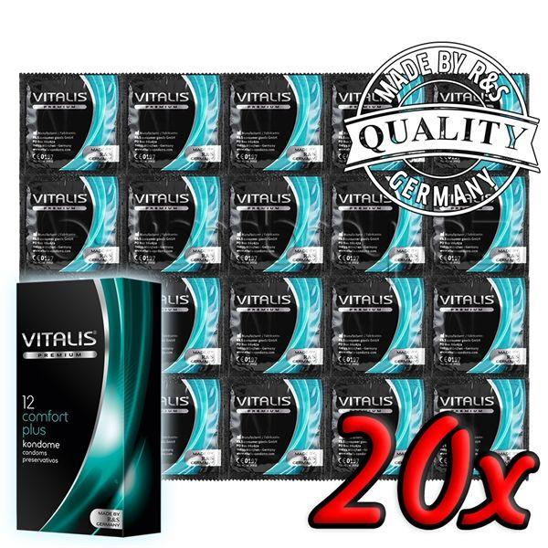 Vitalis Premium Comfort Plus 20 pack