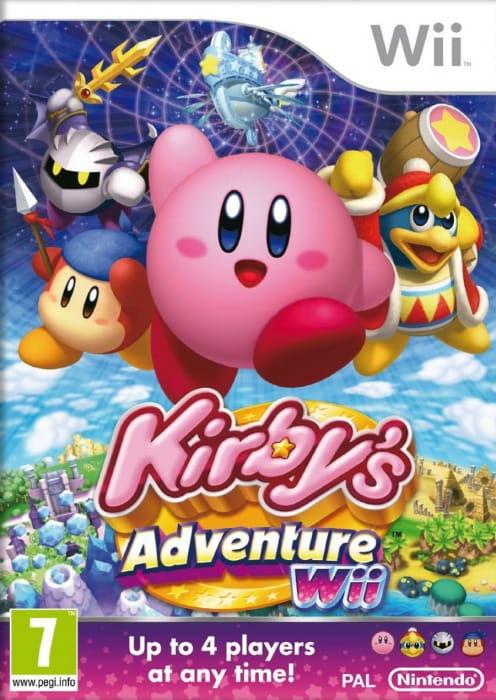 Gra Kirby''s Adventure (Nintendo Wii)