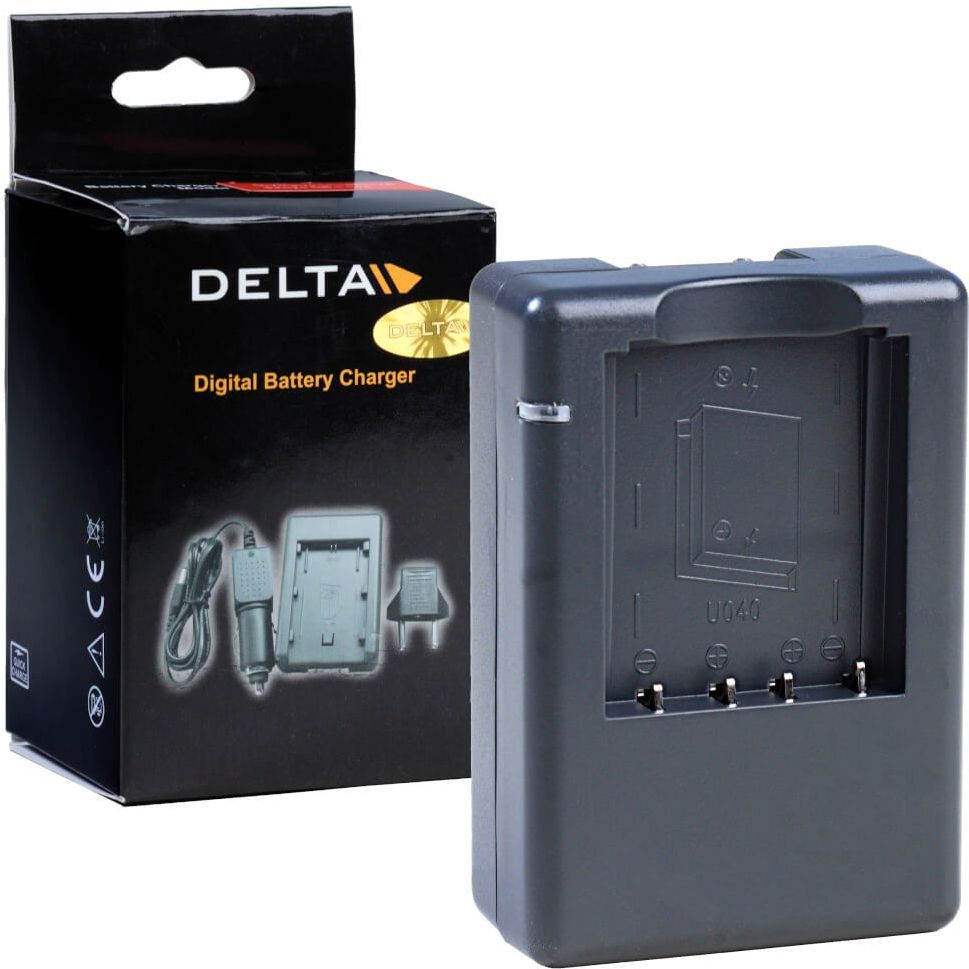 Ładowarka Delta U040 Panasonic DMW-BCG10, BCF10