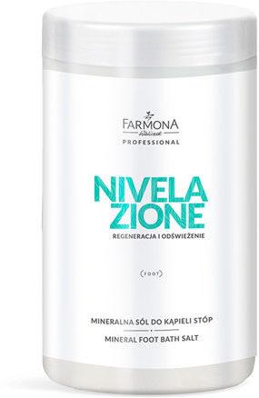 Farmona NIVELAZIONE Mineralna sól do kąpieli stóp - 1500 g