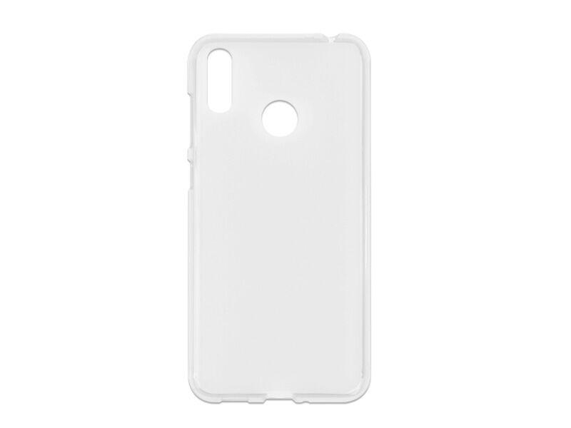 Asus Zenfone Max (M2) (ZB633KL) - etui na telefon FLEXmat Case - biały
