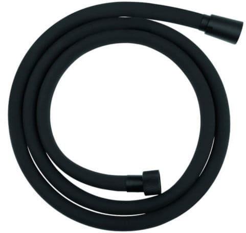 Laveo wąż natryskowy silikonowy 1500 mm Pretto CRP 74PD czarny