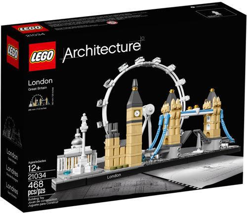 LEGO Architecture 21034 Londyn