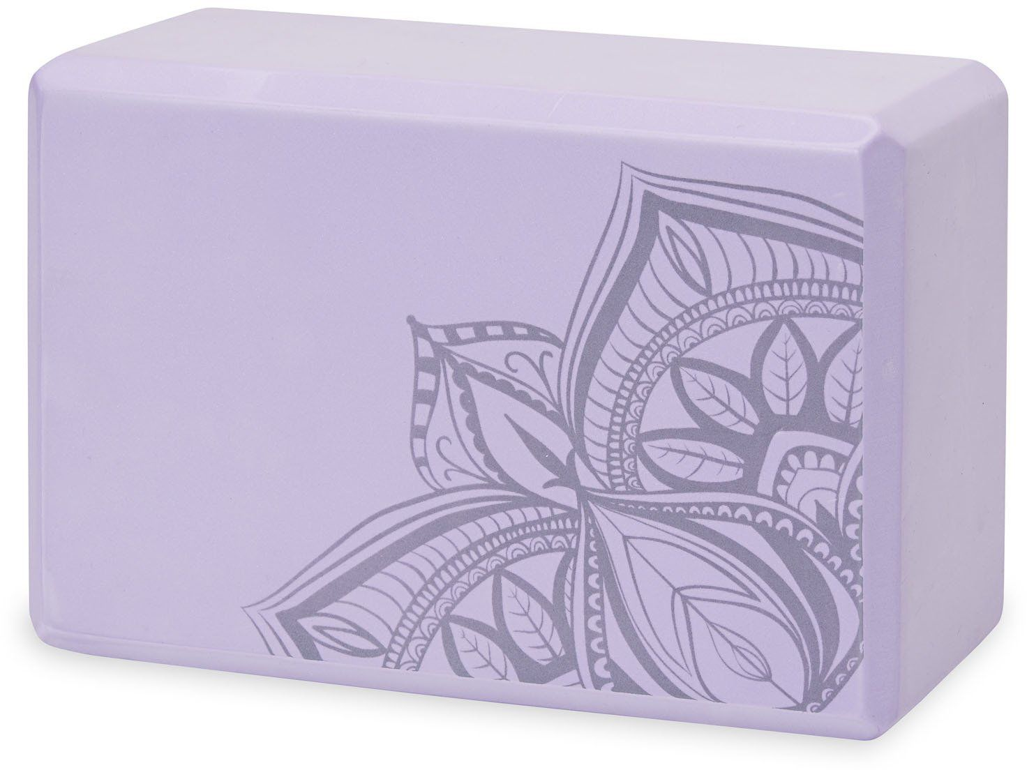 Kostka do jogi z pianki Lilac Point Gaiam