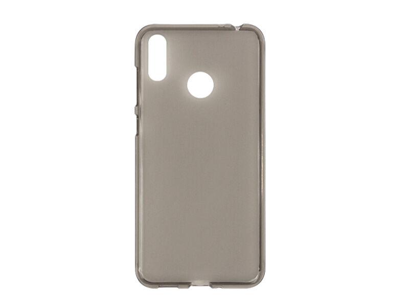 Asus Zenfone Max (M2) (ZB633KL) - etui na telefon FLEXmat Case - czarny