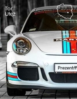 Jazda za kierownicą Porsche 911 (991) GT3  Tor Ułęż